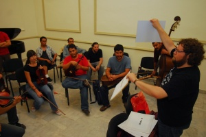 Taller de Improvisacion con Willfrdo Terrazas, Festival ARTSON III Edición